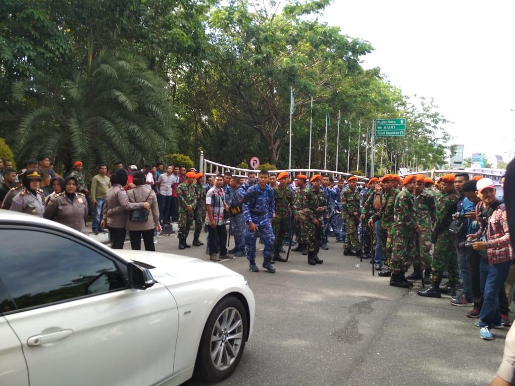 Blak-Blakan, Mahfud MD Ungkap Dalang Persekusi Pekanbaru dan Surabaya