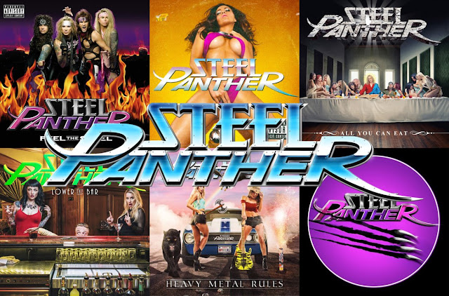 Steel Panther discography  #PMRC PunkMetalRap.com