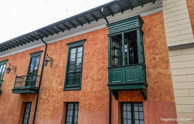 Hotel de La Ópera, La Candelaria, Bogotá
