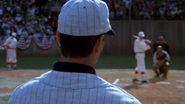 David Strathairn in Eight Men Out