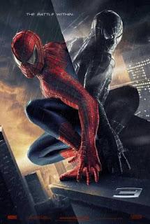 Spiderman 3 (2007) Hindi Dual Audio Movie 160Mb hevc BRRip