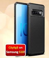 Castiga un Samsung S10 - concurs - cursuri - eurocor - castiga.net