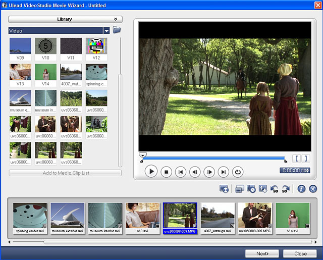 Ulead VideoStudio 10 Plus Video Editing Software Review - Videomaker