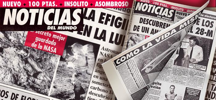 Periódico Noticias del Mundo Nº 40 (1995)