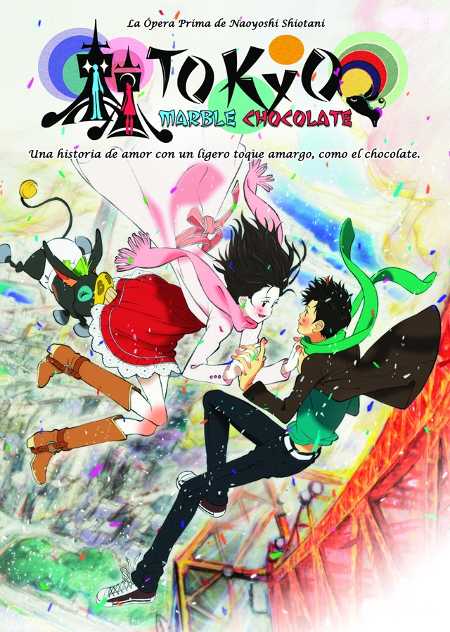 Tokyo Marble Chocolate |02/02| |Latino/Castellano/Japones + Sub. Esp| |BD Ligero 720p| |Mega|