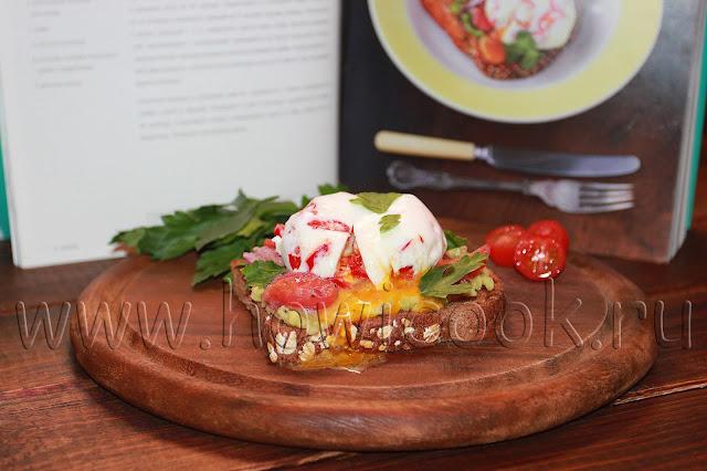 рецепт яйца-пашот от джейми оливера