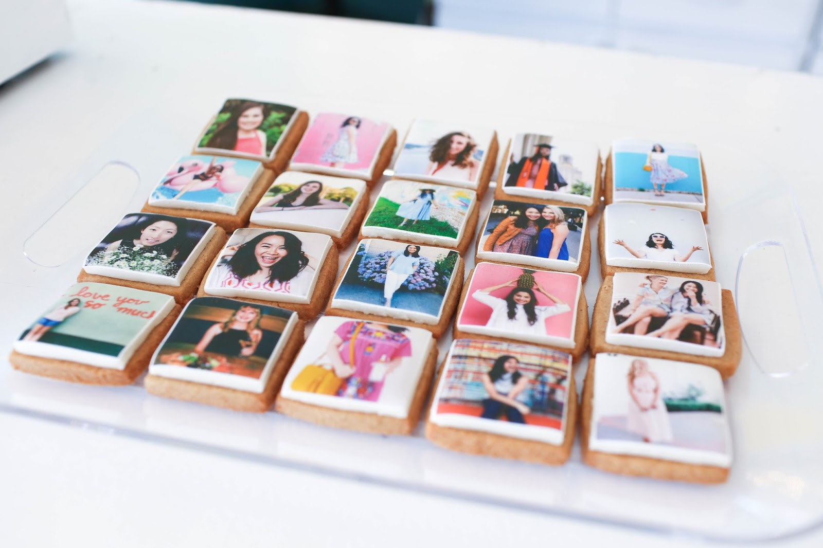 kellie's baking co instagram cookies