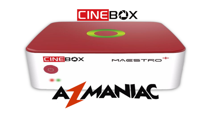 Cinebox Maestro Plus ACM
