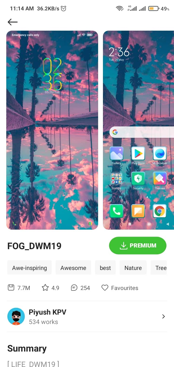 miui 12 best themes