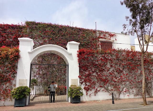 Museu Larco em Lima, Peru