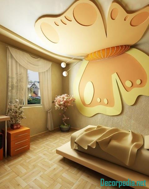 kids room ceiling designs and ideas, gypsum ceiling