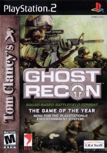 Tom Clancys Ghost Recon PS2 ISO