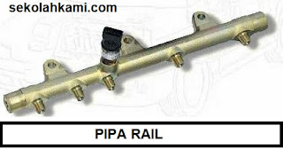 komponen common rail