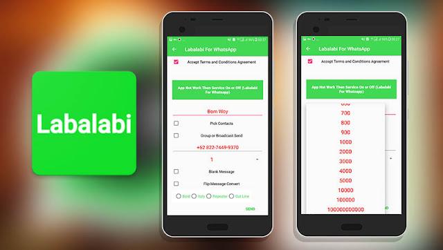 labalabi for whatsapp versi lama