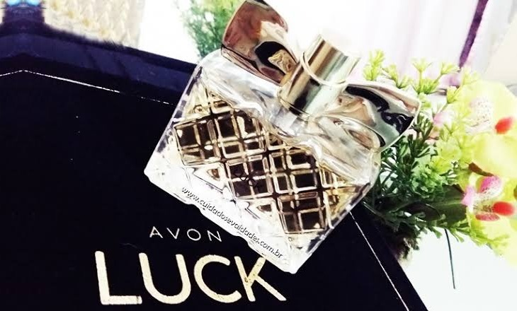 Perfume Avon Luck
