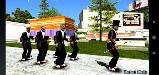 Coffin Dance Meme mod Gta Sa Android