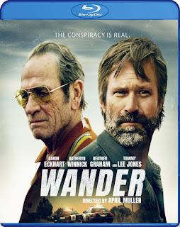 Wander: Desaparecido [BD25] *Con Audio Latino
