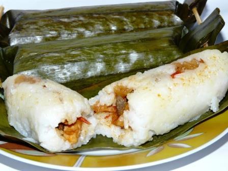 Berbagi Informasi Deskripsi Makanan Tradisional Jawa Arem Arem