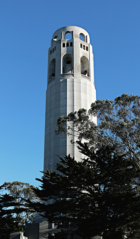 Coit Tower San Francisco California