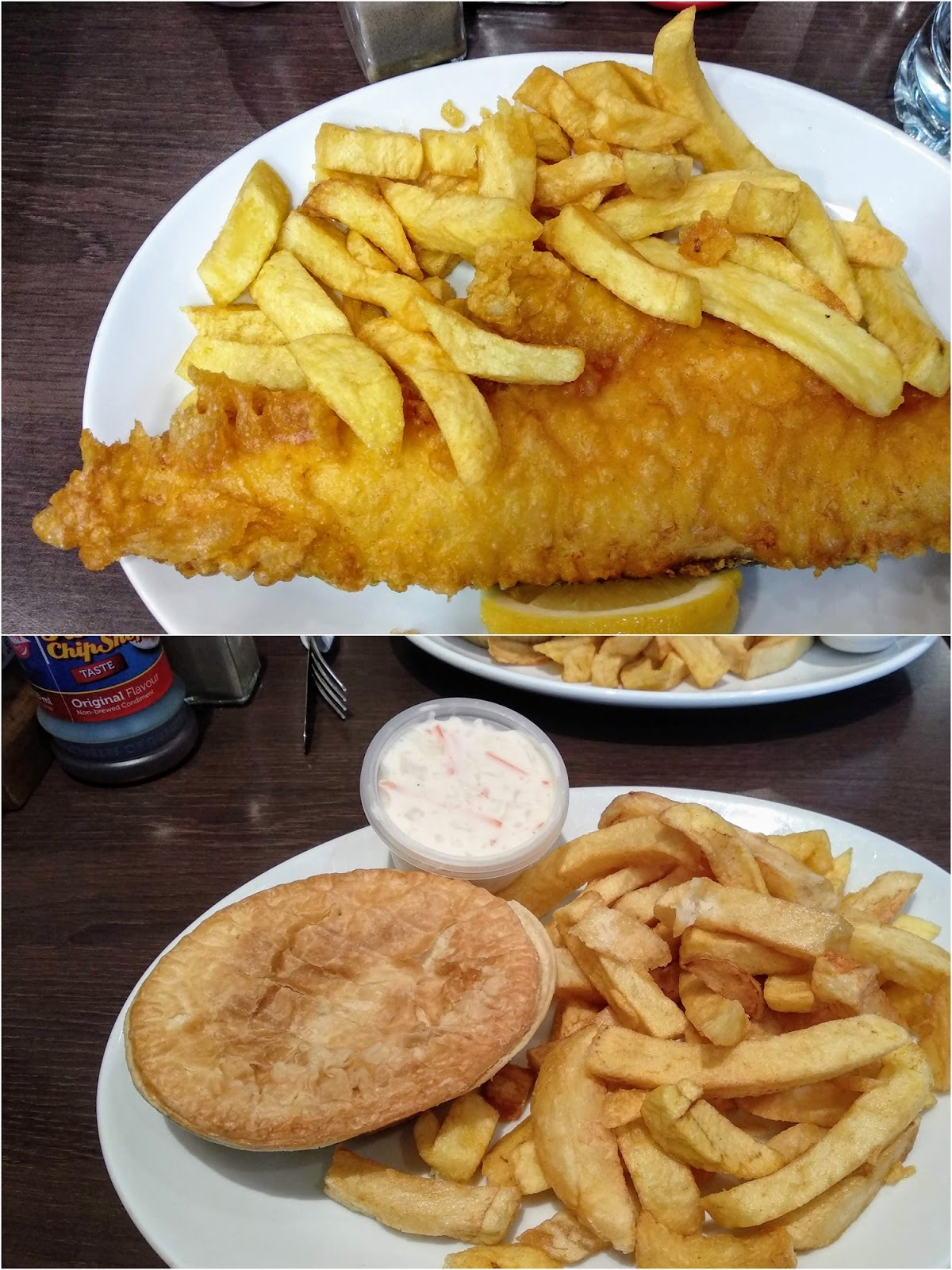 Londres Hotel e Restaurantes - Micky's Fish and Chips