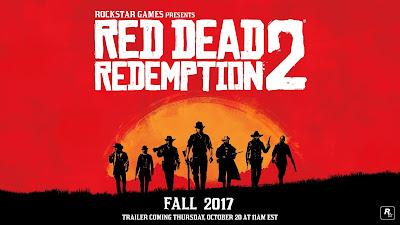 הוכרז באופן רשמי המשחק המצופה Red Dead Redemption 2!
