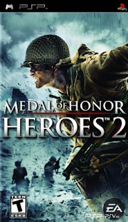 Download Medal Of Honor Heroes 2 ISO/CSO PSP PPSSPP High Compressed