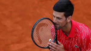 Novak Djokovic Test Corona positive