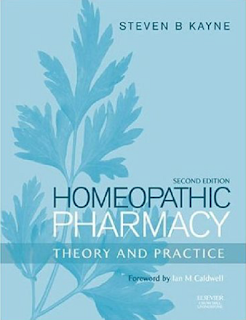Homeopathic Pharmacy, Theory and Practice 2nd Edition