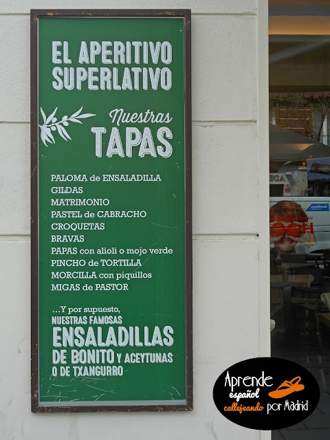 el aperitivo superlativo