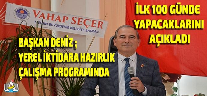 SİYASET, Anamur Haber, Durmuş Deniz, CHP ANAMUR, Anamur Son Dakika,
