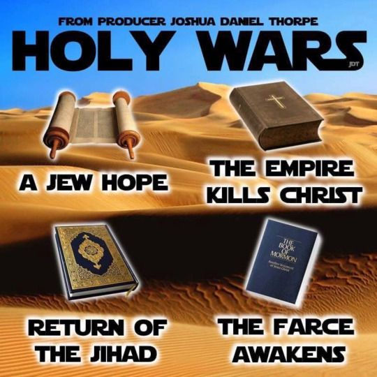 Funny Holy Wars Religious Meme Picture
