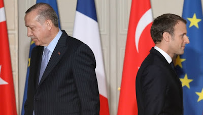 Erdogan urges dialogue with EU
