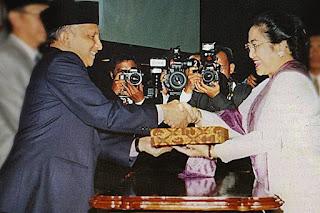 Amin Rais Megawati