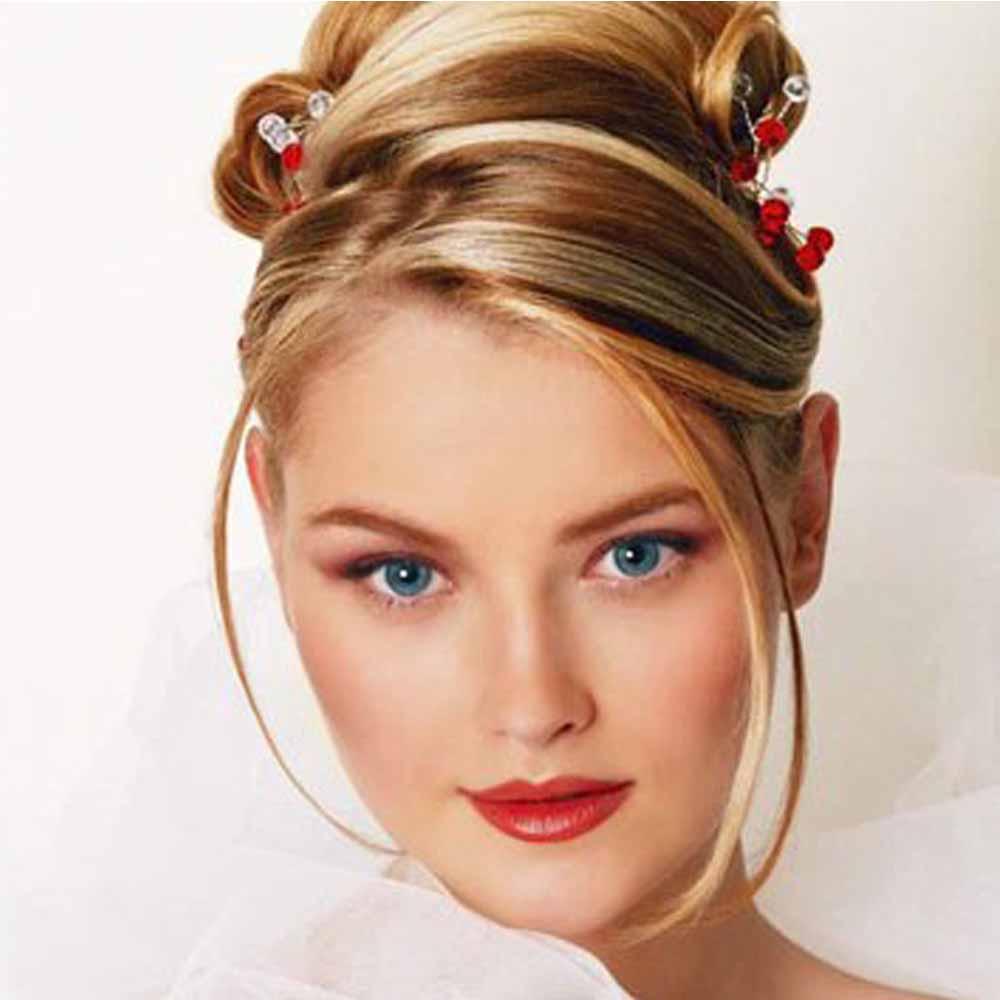 Wedding Day Makeup Ideas: Make-Up Magazine: Wedding Day Makeup Tips And Advice