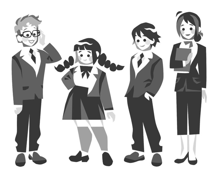 Watashi no Nihongo - ilustración