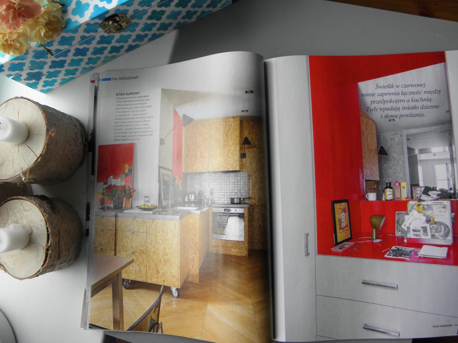 M jak Mieszkanie marzec 2016 | mieszkanie architektki