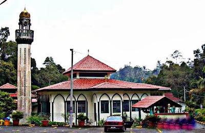 Masjid Bukit Fraser