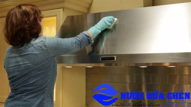 10 mẹo hay giúp nhà bếp lúc nào cũng sạch tinh