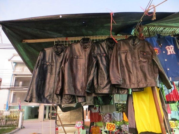 кожанные куртки