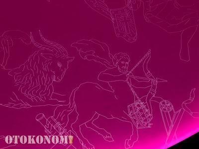 真っピンクなドーム