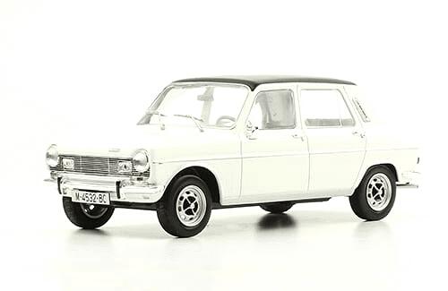 SIMCA 1200 1973 coches inolvidables salvat