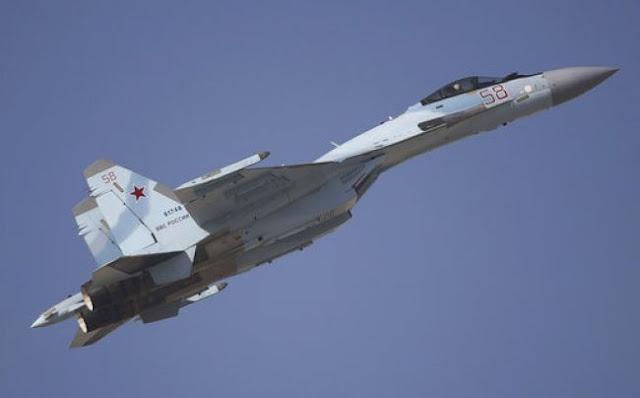 Ρώσος αξιωματούχος: Δεν έχει ζητήσει ακόμη η Τουρκία να αγοράσει μαχητικά Su-35