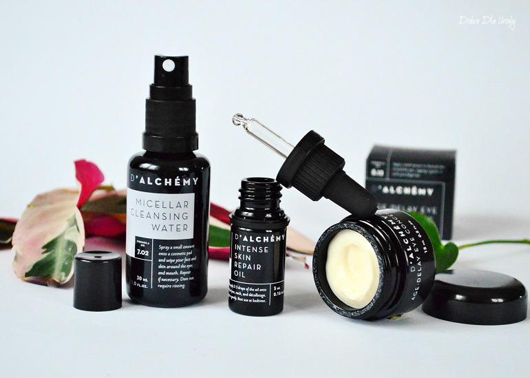 d'Alchemy naturalne kosmetyki holistyczne recenzja
