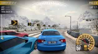 Game Balap Mobil MOD APK Ukuran Kecil