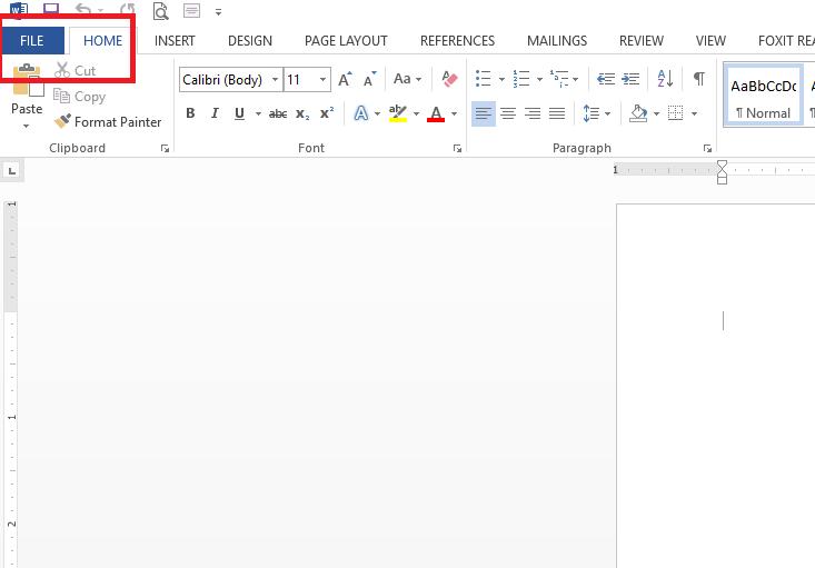 Hướng dẫn chuyển đổi file Word sang PDF - Offline & Online