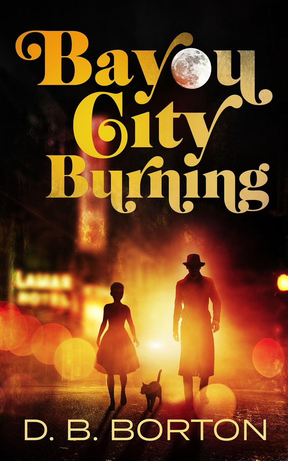 Bayou City Burning book cover