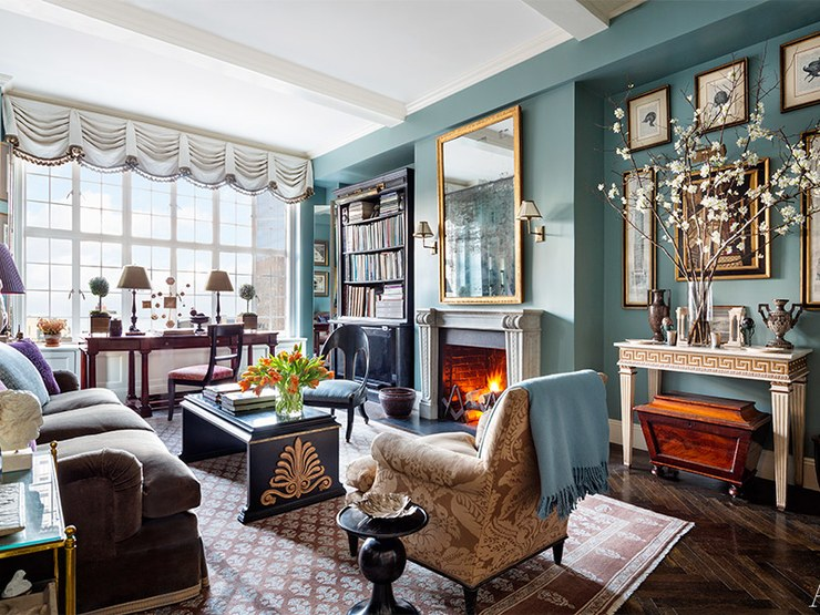 decorology alexa hampton s rich and beautiful interiors modern neoclassical interiors mixed with contemporary by