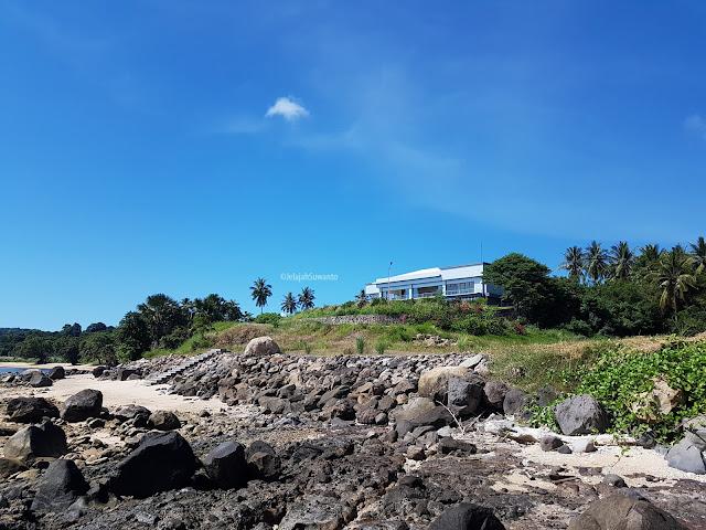 properti di tepi pantai paradise likupang