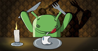 Android's Dinner Apple