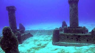 Bukti Nyata, Inilah 4 Kota Kuno yang DItemukan Tenggelam Di Dasar Laut